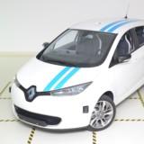 2017 - CALLIE, un véhicule autonome de Renault