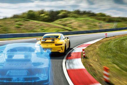 Porsche trening