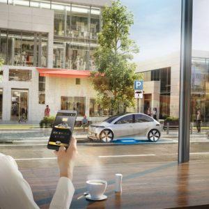 Induktive Ladeloesung reicht von der Fahrzeugpositionierung ueber die elektronische Kommunikation, das Lademanagement bis zur Sicherheitsueberwachung und Datenabfrage