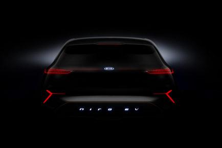 Kia Niro EV koncept 1