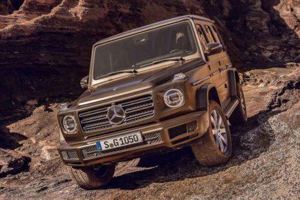 Mercedes-Benz G Class (4)