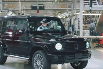 Mercedes-Benz razred G