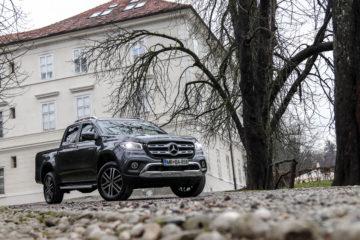 Mercedes-Benz razred X (16)