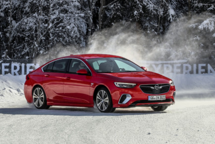 Opel Experience Winter Driving (40)