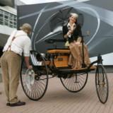Leta 1885 ni bilo težko: na celem svetu je bila na voljo samo ena različica enega samega avtomobila.