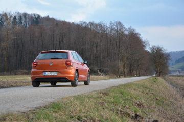 VW POLO 09