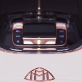Mercedes-Maybach SUV teaser 1