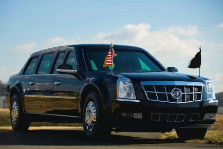 Predsedniška-limuzina