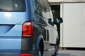 VW TRANSPORTER 09