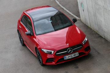 Mercedes-Benz razred A (4)