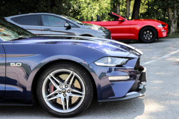 Ford Fiesta ST in Mustang (1)