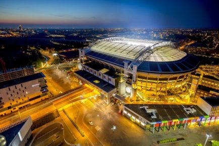 Amsterdam Energy Arena Nissan Leaf (2)
