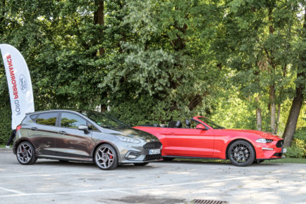 Ford Fiesta ST in Mustang (3)