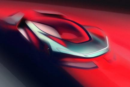 Pininfarina PF0 hypercar