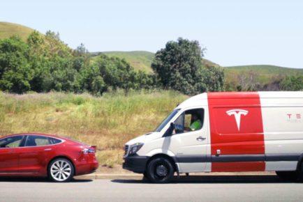 Tesla-Mobile-Service