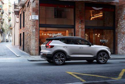 Volvo polestar2