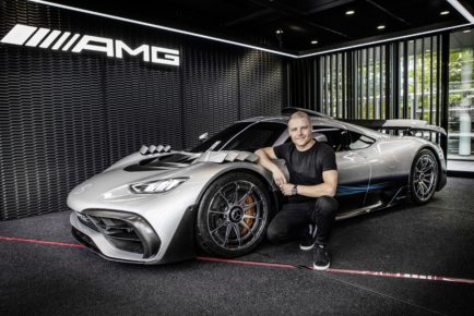 Name für exklusives Serienfahrzeug steht fest: Das Hypercar heißt Mercedes-AMG ONEName chosen for exclusive production vehicle: Hypercar to be called Mercedes-AMG ONE