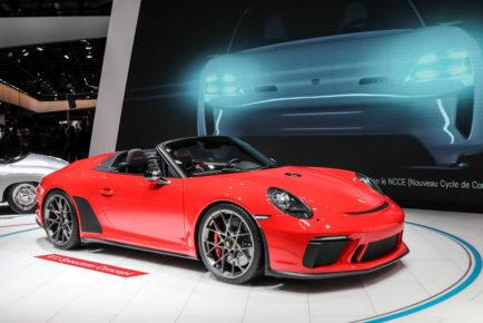 Porsche 911 Speedster Concept (1)