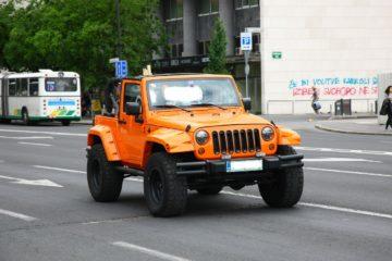 Barva avtomobila pove nekaj o značaju lastnika, a se po navadi ne sklada z njegovo sicer najbolj priljubljeno barvo.