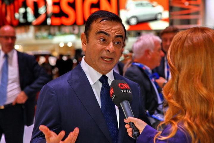 Carlos Ghosn: če ga ne bi ovadili, tudi ne bi bilo marsikaterega problema, ki je zaradi tega nastal.