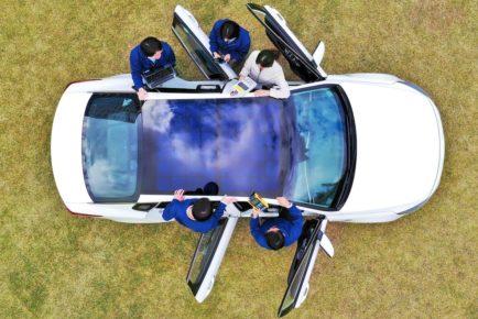 Kia-Hyundai-solar-panels