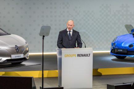 Assemblée Générale des actionnaires du Groupe Renault 2018