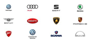 VAG brands
