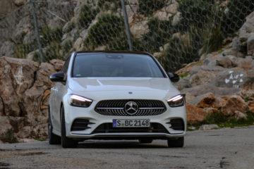 Mercedes-Benz razred B (10)