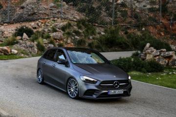 Mercedes-Benz razred B (11)