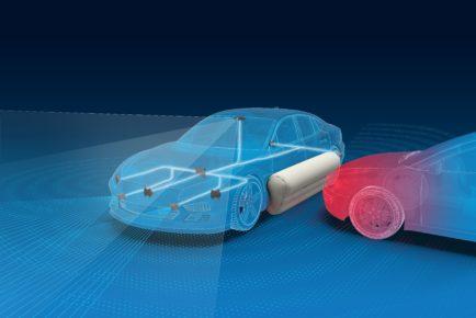 Integrierte Sicherheit: ZF präsentiert Strategien zur Pre-Crash-Auslösung von Airbags // Integrated Safety: ZF Presents Strategies for Pre-Crash Airbag Activation