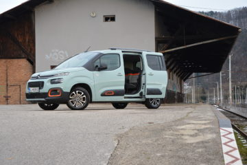 CITROEN BERLINGO 09