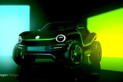 Volkswagen Dune buggy_2