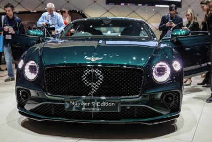 Bentley Continental GT Number 9 Edition (7)