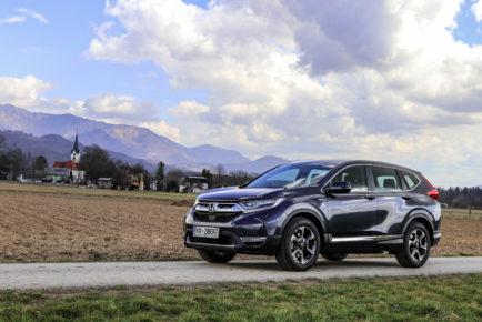 Honda CR-V Hybrid (3)