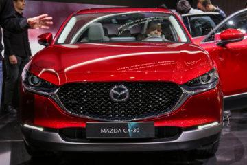 Mazda CX30 (1)