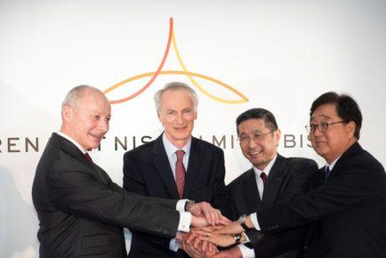 2019 - Nouveau Conseil opérationnel de l'Alliance