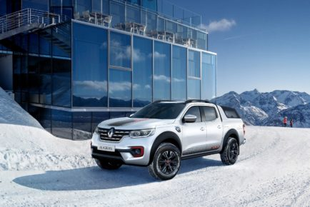 2019 - Show-car Alaskan ICE Edition
