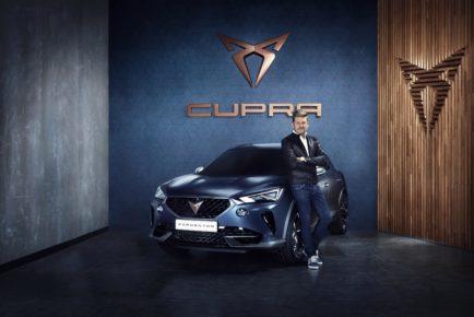 CUPRA-brand