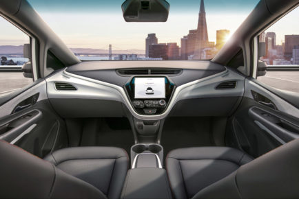 GM takes next step toward future with self-driving vehicle manuf