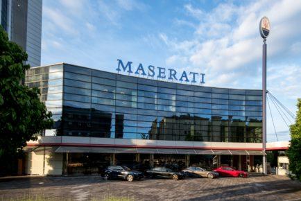 MaseratiHeadquarterModena