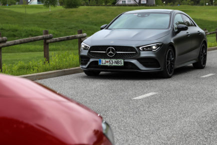 Mercedes-Benz CLA Coupe (22)