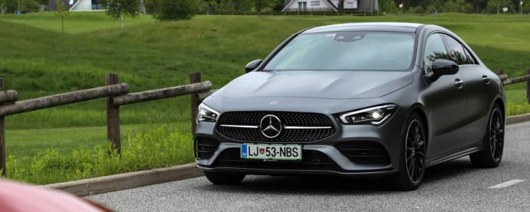 Mercedes-Benz CLA Coupe (22)