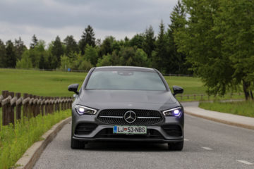 Mercedes-Benz CLA Coupe (23)
