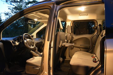FORD TOURNEO COURIER 12