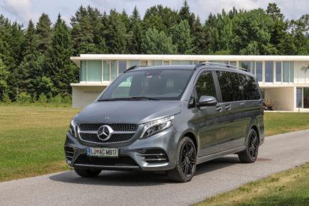 Mercedes-Benz razred V (20)