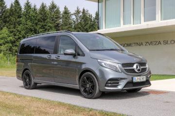 Mercedes-Benz razred V (3)