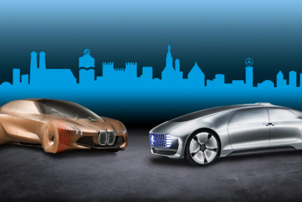 Vertragsunterzeichnung erfolgt: Daimler AG und BMW Group starten langfristige Entwicklungskooperation für automatisiertes FahrenContract signed: Daimler AG and BMW Group launch long-term development cooperation for automated driving