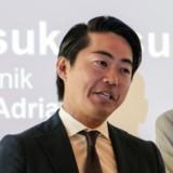 Toyota DriveMe Kensuke Tsuchiya