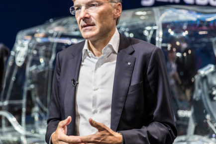 ZF Friedrichshafen AG, IAA 2019, Wolf-Henning Scheider, Chief Executive Officer