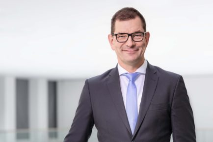 Markus Duesmann, designated Chairman of the Board of Management of AUDI AG.